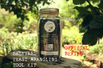 Backyard Yeast Wrangling Tool Kit: Official Refill