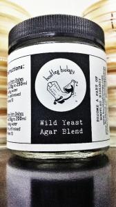 Wild Yeast Agar Blend